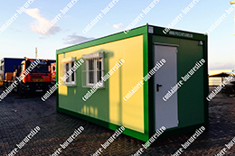 container modular pret Neamt